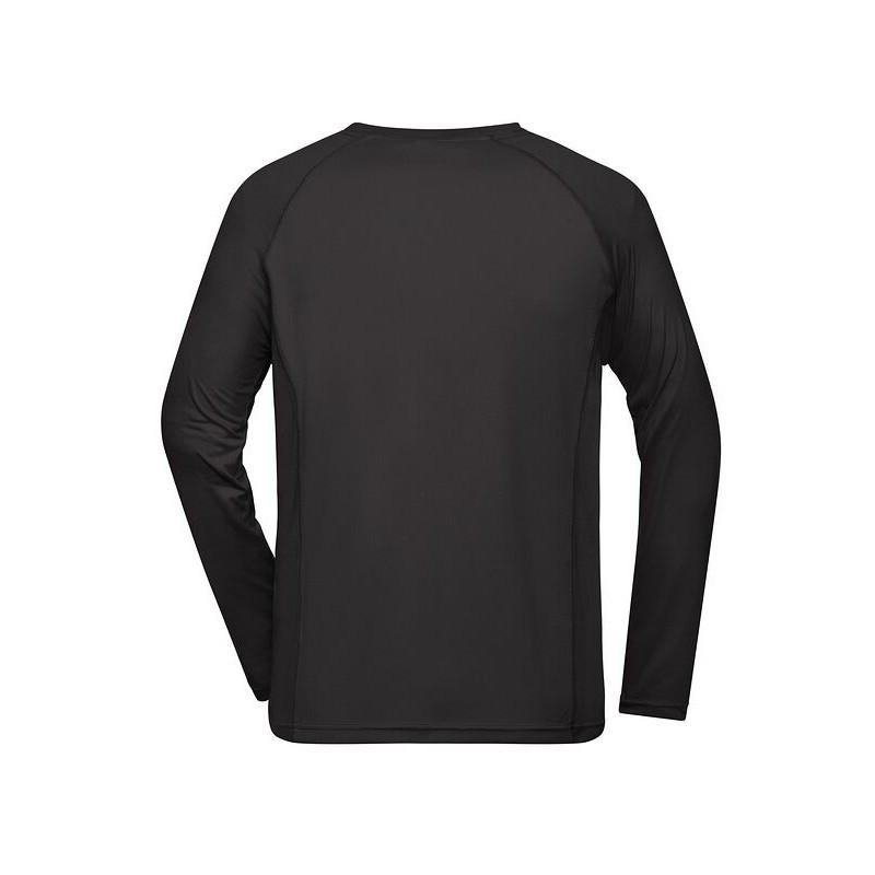 Koszulka sportowa z długim rękawem męska