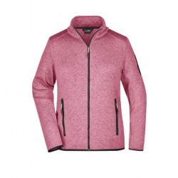 Ladies' Knitted Fleece...