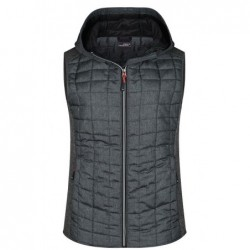 Ladies' Knitted Hybrid Vest...