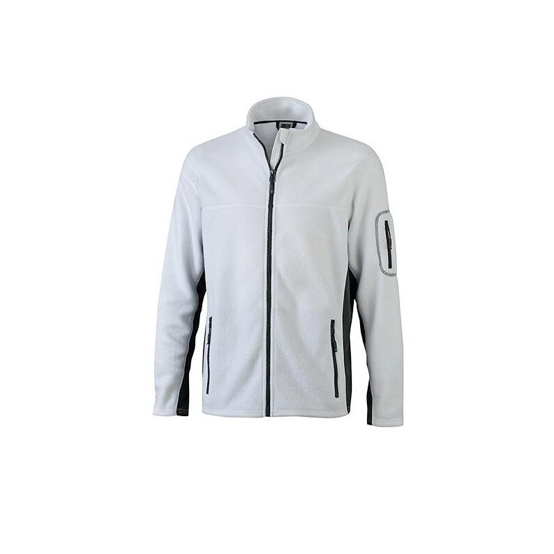 Men's Workwear Fleece Jacket - STRONG -