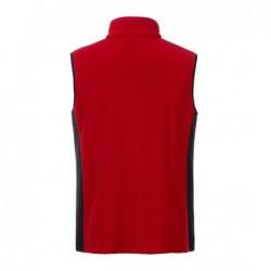 Men's Workwear Fleece Vest - STRONG -