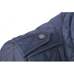 Men's Diamond Quilted Jacket