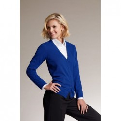 Ladies' V-Neck Cardigan...