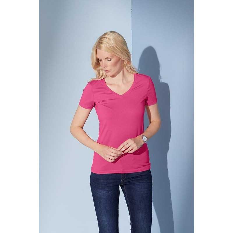 Ladies' Stretch V-T
