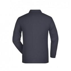 Polo Piqué Long-Sleeved