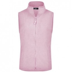 Girly Microfleece Vest...