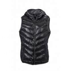 Ladies' Down Vest...