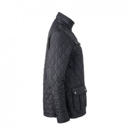 Ladies' Diamond Quilted Jacket