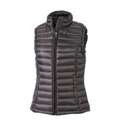 Ladies' Quilted Down Vest...