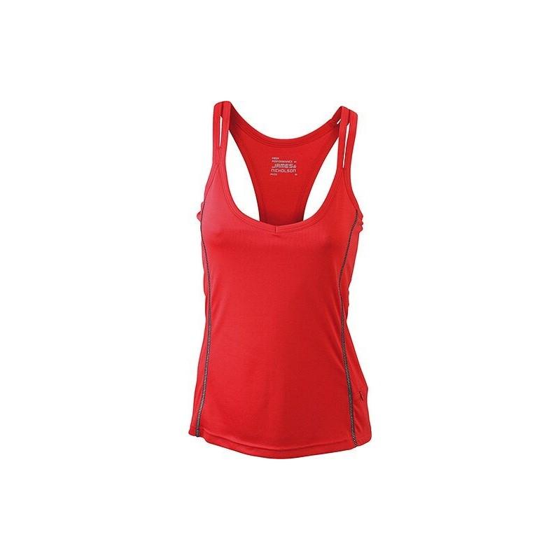 Ladies' Running Reflex Top