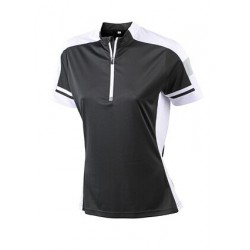 Ladies' Bike-T Half Zip